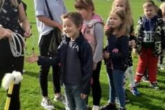dzień przedszkolaka Smerfy